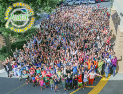 Avatar Kurs 2014 - mit allen Avatar Studenten