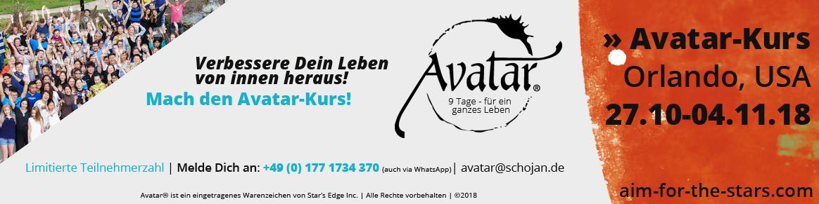 Avatar kennen lernen mit der kostenfreien Intro!