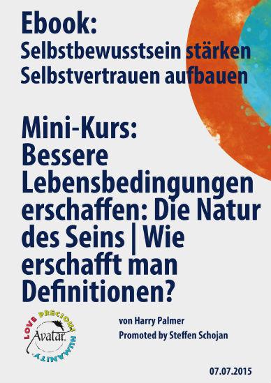 Ebook Bessere Lebensbedingungen erschaffen: Die Natur des Seins – Wie erschafft man Definitionen?