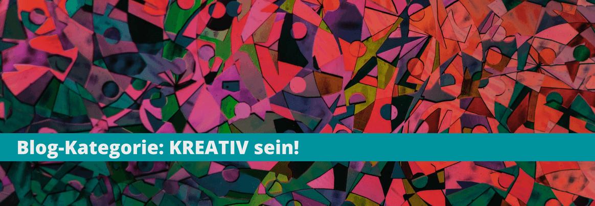 Avatar-Blog-Kategorie: Kreativ Sein!