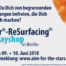 ReSurfacing-Workshop-Berlin im Juni 2018
