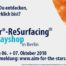 ReSurfacing-Workshop im Okbtober 2018 in Berlin